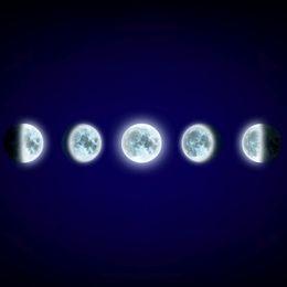 Mondphasen Energie-Übertragungen Ursula Kurrle